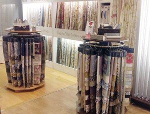 New fabrics at Homestyle